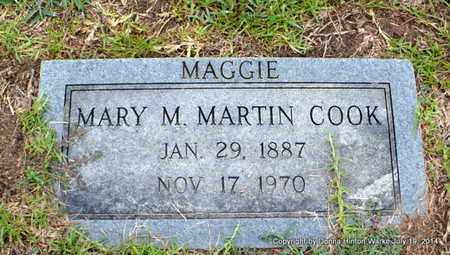 "COOK, MARY MAGARITE ""MAGGIE"" - Bienville County, Louisiana 