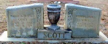 SCOTT, WILLIAM HARRIS - Bienville County, Louisiana | WILLIAM HARRIS SCOTT - Louisiana Gravestone Photos