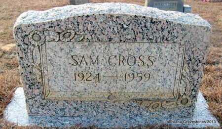 CROSS, SAM - Bienville County, Louisiana | SAM CROSS - Louisiana Gravestone Photos