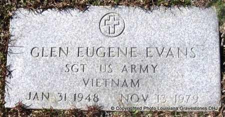 EVANS, GLEN EUGENE (VETERAN VIET) - Bienville County, Louisiana | GLEN EUGENE (VETERAN VIET) EVANS - Louisiana Gravestone Photos