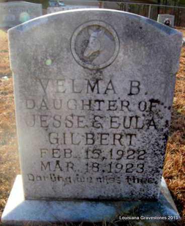 GILBERT, VELMA B - Bienville County, Louisiana   VELMA B GILBERT - Louisiana Gravestone Photos