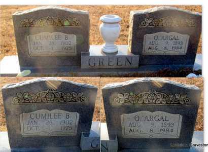 GREEN, CUMILEE B - Bienville County, Louisiana | CUMILEE B GREEN - Louisiana Gravestone Photos