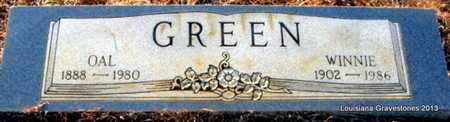 GREEN, WINNIE - Bienville County, Louisiana | WINNIE GREEN - Louisiana Gravestone Photos