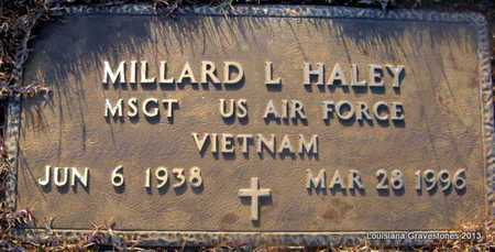 HALEY, MILLARD L (VETERAN VIET) - Bienville County, Louisiana | MILLARD L (VETERAN VIET) HALEY - Louisiana Gravestone Photos
