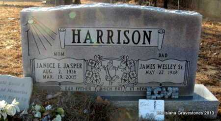 HARRISON, JANICE E - Bienville County, Louisiana | JANICE E HARRISON - Louisiana Gravestone Photos