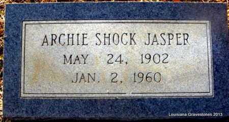 JASPER, ARCHIE SHOCK - Bienville County, Louisiana | ARCHIE SHOCK JASPER - Louisiana Gravestone Photos