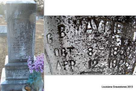 MAYFIELD, GREEN BERRY - Bienville County, Louisiana | GREEN BERRY MAYFIELD - Louisiana Gravestone Photos