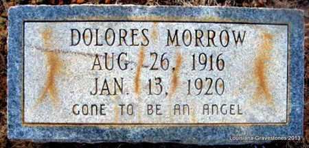 MORROW, DOLORES - Bienville County, Louisiana | DOLORES MORROW - Louisiana Gravestone Photos