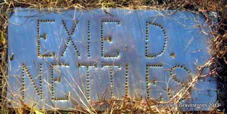 NETTLES, EXIE DEE - Bienville County, Louisiana | EXIE DEE NETTLES - Louisiana Gravestone Photos