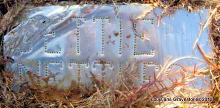 NETTLES, JETTIE - Bienville County, Louisiana | JETTIE NETTLES - Louisiana Gravestone Photos