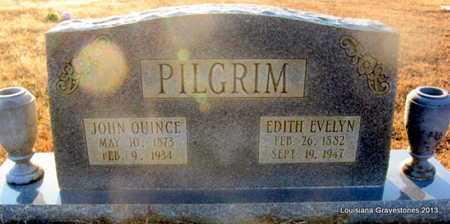 MANN PILGRIM, EDITH EVELYN - Bienville County, Louisiana | EDITH EVELYN MANN PILGRIM - Louisiana Gravestone Photos
