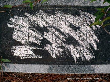 REGAN, JOHN - Bienville County, Louisiana | JOHN REGAN - Louisiana Gravestone Photos