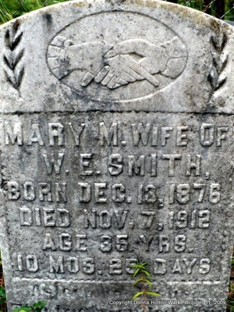 SMITH, MARY MILDRED - Bienville County, Louisiana | MARY MILDRED SMITH - Louisiana Gravestone Photos