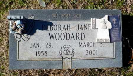WOODARD, DEBORAH JANE - Bienville County, Louisiana | DEBORAH JANE WOODARD - Louisiana Gravestone Photos