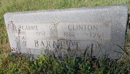 BARNETT, CLINTON - Bossier County, Louisiana | CLINTON BARNETT - Louisiana Gravestone Photos