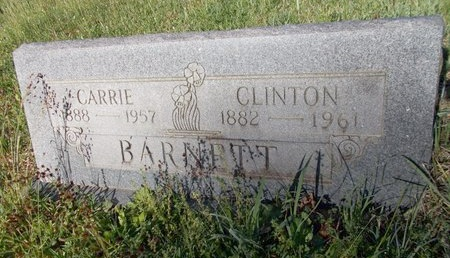 BARNETT, CARRIE - Bossier County, Louisiana | CARRIE BARNETT - Louisiana Gravestone Photos