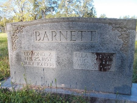 BARNETT, ELLA - Bossier County, Louisiana | ELLA BARNETT - Louisiana Gravestone Photos