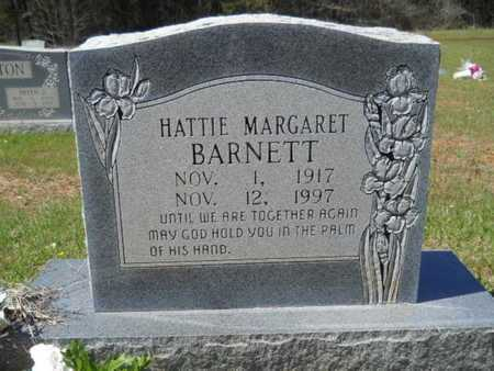 BARNETT, HATTIE MARGARET - Bossier County, Louisiana | HATTIE MARGARET BARNETT - Louisiana Gravestone Photos