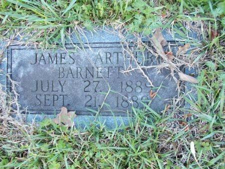 BARNETT, JAMES ARTHUR - Bossier County, Louisiana | JAMES ARTHUR BARNETT - Louisiana Gravestone Photos