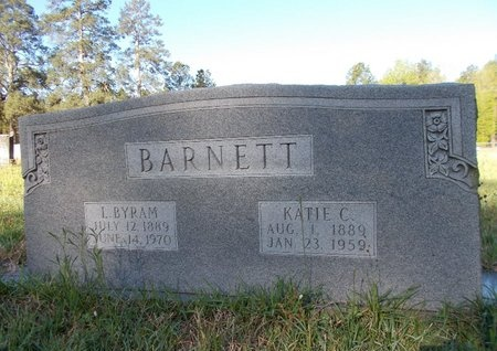 BARNETT, KATIE C - Bossier County, Louisiana | KATIE C BARNETT - Louisiana Gravestone Photos