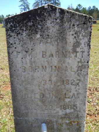 BARNETT, MARY J - Bossier County, Louisiana | MARY J BARNETT - Louisiana Gravestone Photos