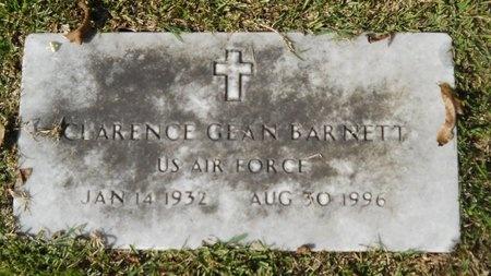 BARNETT, CLARENCE GEAN (VETERAN) - Bossier County, Louisiana | CLARENCE GEAN (VETERAN) BARNETT - Louisiana Gravestone Photos