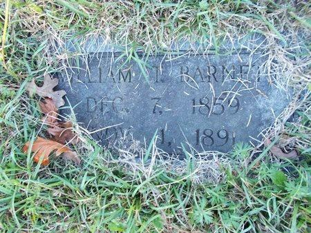 BARNETT, WILLIAM T - Bossier County, Louisiana | WILLIAM T BARNETT - Louisiana Gravestone Photos