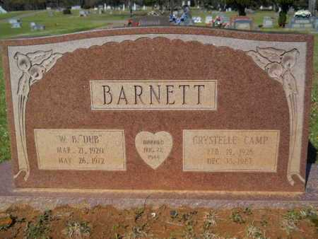 BARNETT, CRYSTELLE - Bossier County, Louisiana | CRYSTELLE BARNETT - Louisiana Gravestone Photos