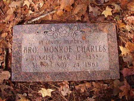 CHARLES, MONROE - Bossier County, Louisiana | MONROE CHARLES - Louisiana Gravestone Photos