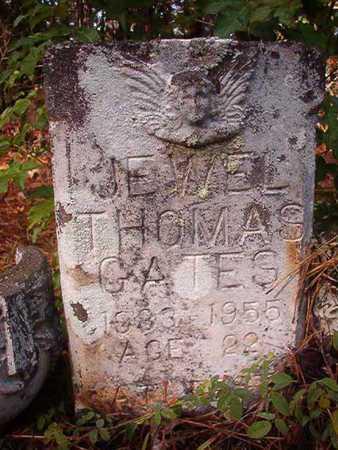 GATES, JEWEL THOMAS - Bossier County, Louisiana | JEWEL THOMAS GATES - Louisiana Gravestone Photos