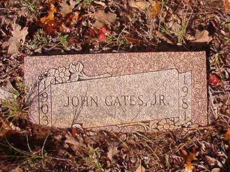 GATES, JOHN, JR - Bossier County, Louisiana | JOHN, JR GATES - Louisiana Gravestone Photos