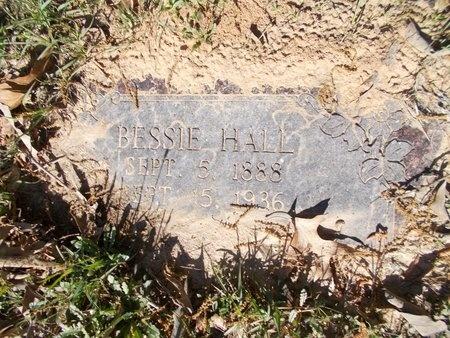 HALL, BESSIE - Bossier County, Louisiana   BESSIE HALL - Louisiana Gravestone Photos