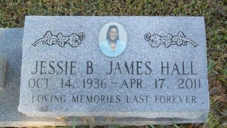 HALL, JESSIE B - Bossier County, Louisiana | JESSIE B HALL - Louisiana Gravestone Photos