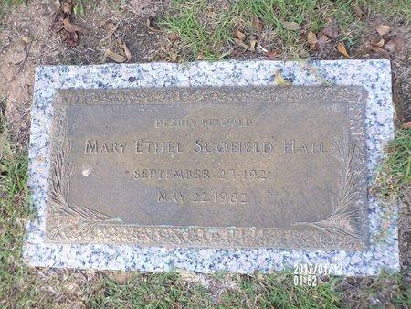 HALL, MARY ETHEL - Bossier County, Louisiana   MARY ETHEL HALL - Louisiana Gravestone Photos