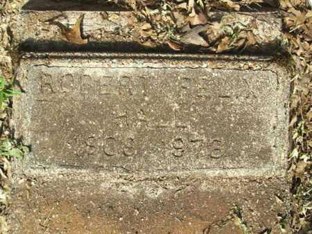 HALL, ROBERT FELIX - Bossier County, Louisiana | ROBERT FELIX HALL - Louisiana Gravestone Photos