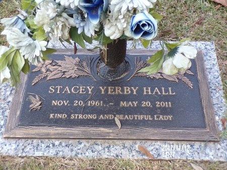 HALL, STACEY - Bossier County, Louisiana | STACEY HALL - Louisiana Gravestone Photos