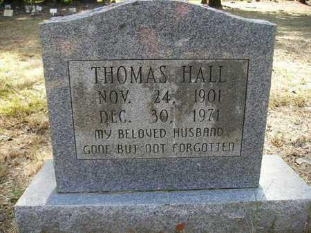 HALL, THAMAS - Bossier County, Louisiana | THAMAS HALL - Louisiana Gravestone Photos
