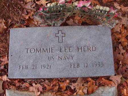 HERD, TOMMIE LEE (VETERAN) - Bossier County, Louisiana   TOMMIE LEE (VETERAN) HERD - Louisiana Gravestone Photos