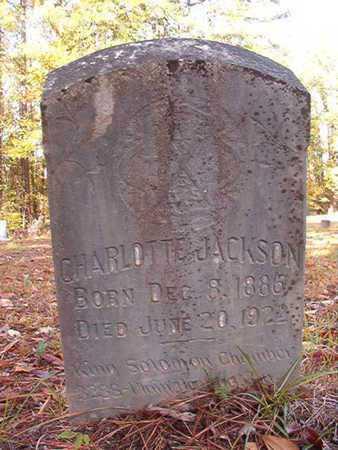 JACKSON, CHARLOTTE - Bossier County, Louisiana | CHARLOTTE JACKSON - Louisiana Gravestone Photos