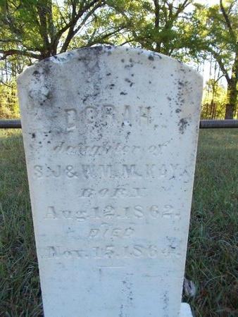 KAY, DORAH - Bossier County, Louisiana | DORAH KAY - Louisiana Gravestone Photos
