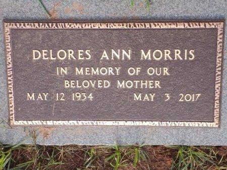 MORRIS, DELORES ANN - Bossier County, Louisiana | DELORES ANN MORRIS - Louisiana Gravestone Photos