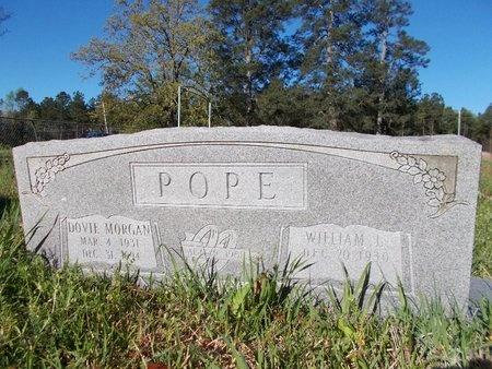 POPE, DOVIE - Bossier County, Louisiana | DOVIE POPE - Louisiana Gravestone Photos