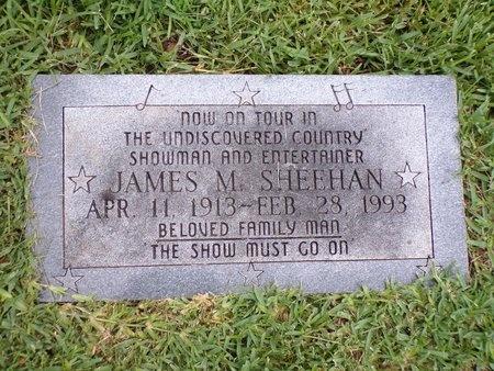 SHEEHAN, JAMES M - Bossier County, Louisiana   JAMES M SHEEHAN - Louisiana Gravestone Photos