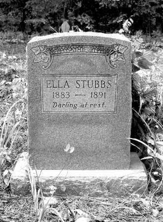 STUBBS, ELLA - Bossier County, Louisiana   ELLA STUBBS - Louisiana Gravestone Photos