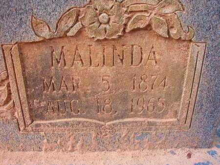 TURNER, MALINDA - Bossier County, Louisiana | MALINDA TURNER - Louisiana Gravestone Photos