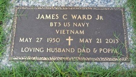 WARD, JAMES C, J R (VETERAN VIET) - Bossier County, Louisiana | JAMES C, J R (VETERAN VIET) WARD - Louisiana Gravestone Photos