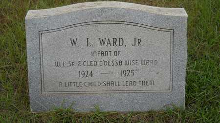 WARD, WALTER LEE, JR - Bossier County, Louisiana   WALTER LEE, JR WARD - Louisiana Gravestone Photos