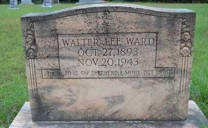 WARD, WALTER LEE - Bossier County, Louisiana | WALTER LEE WARD - Louisiana Gravestone Photos