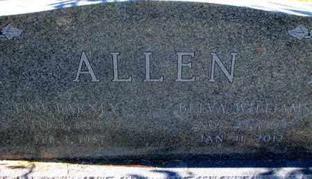 ALLEN, BELVA - Caddo County, Louisiana | BELVA ALLEN - Louisiana Gravestone Photos