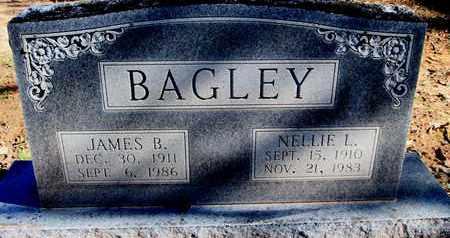 BAGLEY, NELLIE L - Caddo County, Louisiana   NELLIE L BAGLEY - Louisiana Gravestone Photos